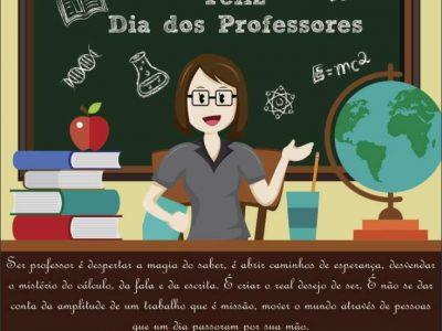 FELIZDIA DOS PROFESSORES